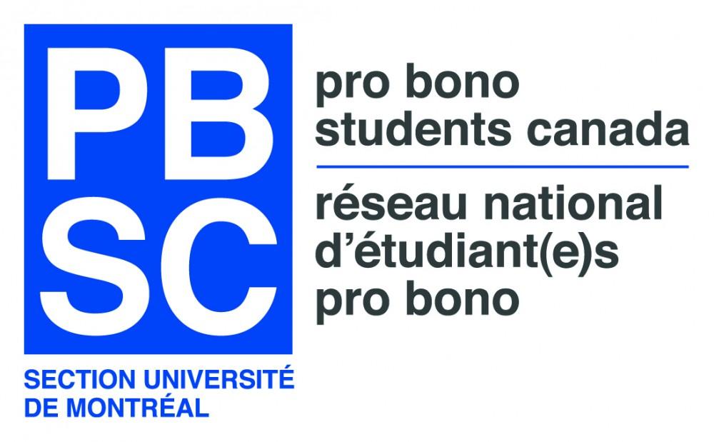 Réseau national d'étudiant(e)s Pro Bono (PBSC)